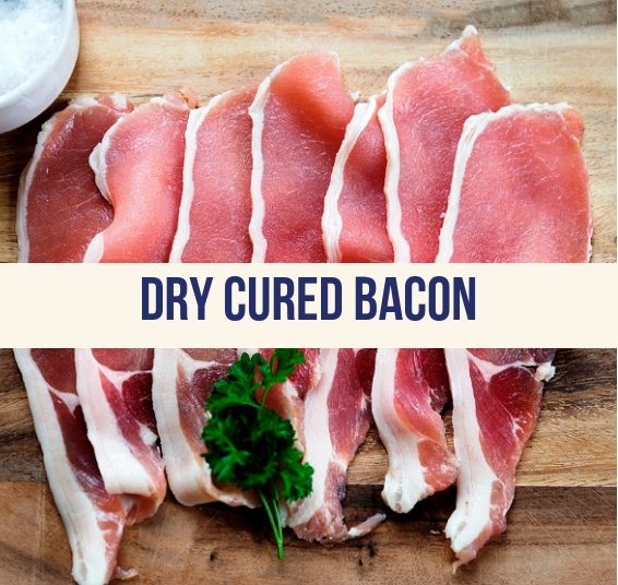 Dry Cured Bacon