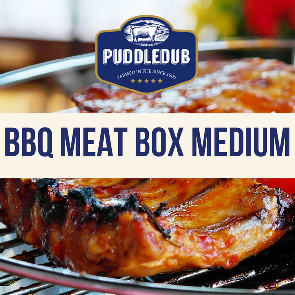 BBQ Meat Box Medium