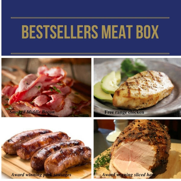Bestsellers Meat Box