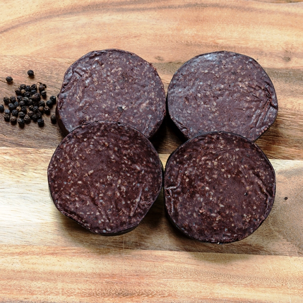 Puddledub Black Pudding (4 slices)