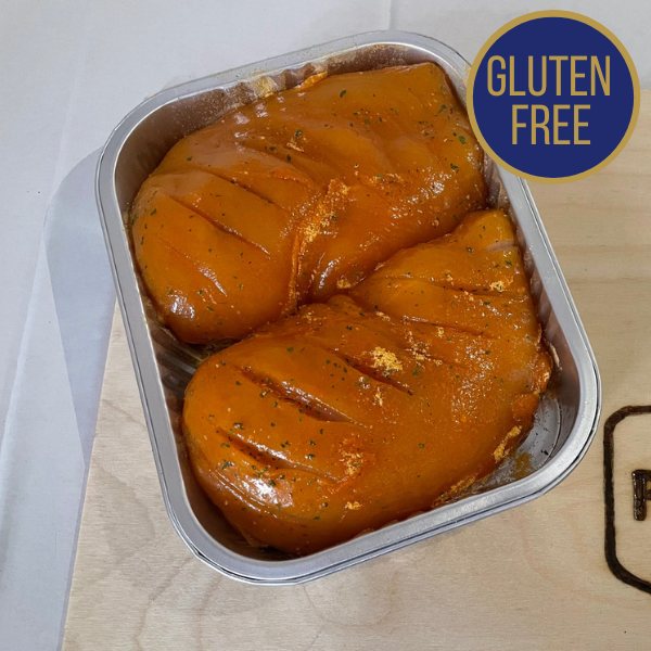 Hot & Spicy Chicken Fillets ( Gluten Free)