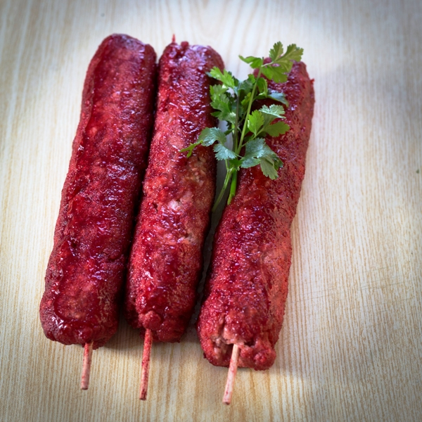 Chinese style pork kebabs (pack of 3)