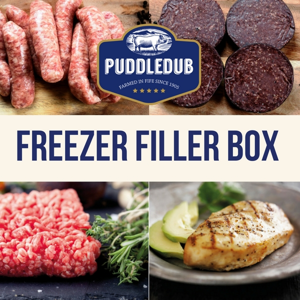 Freezer Filler Meat Box