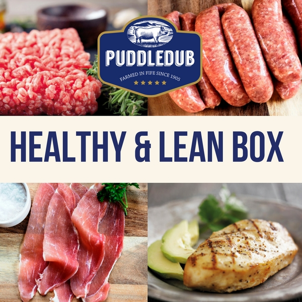 Healthy and Lean meat box