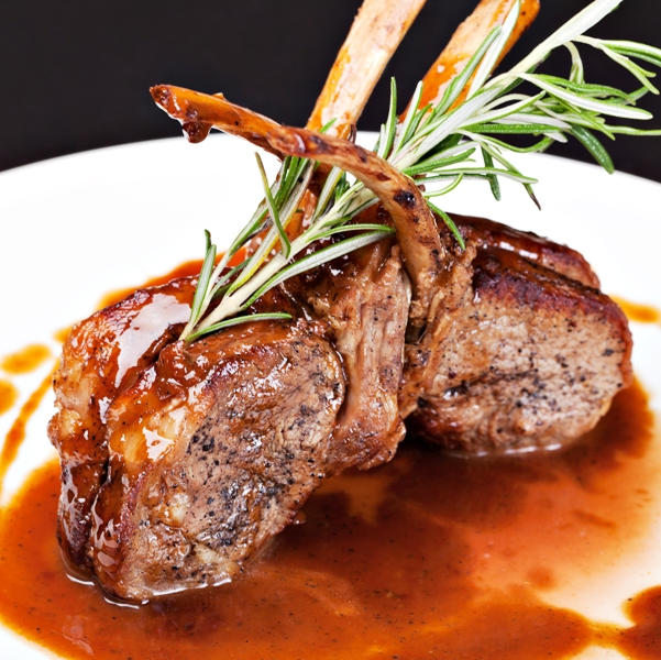 Lamb chops (double)