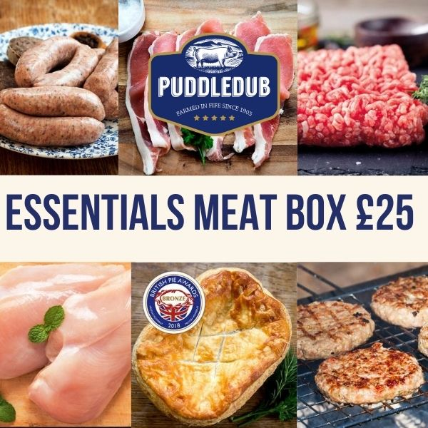 Essentials Meat Box
