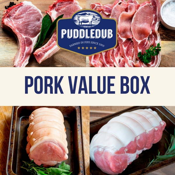 Pork Meat Box
