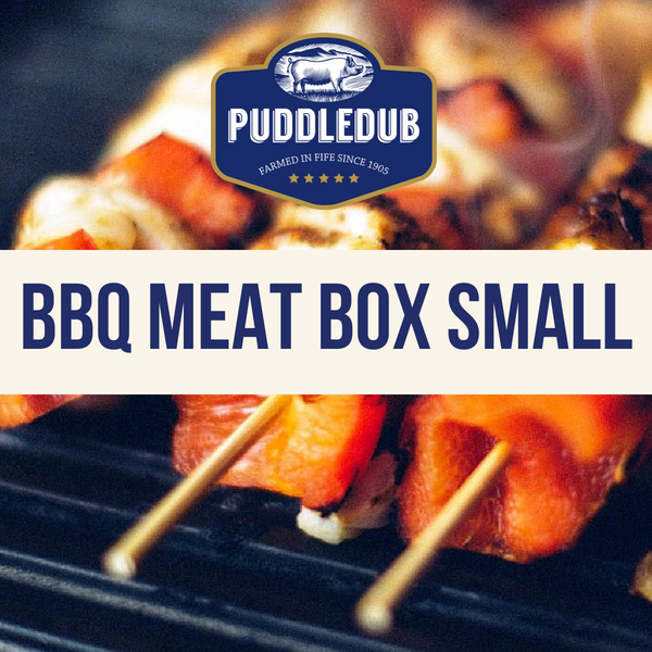 Small BBQ Meat Box