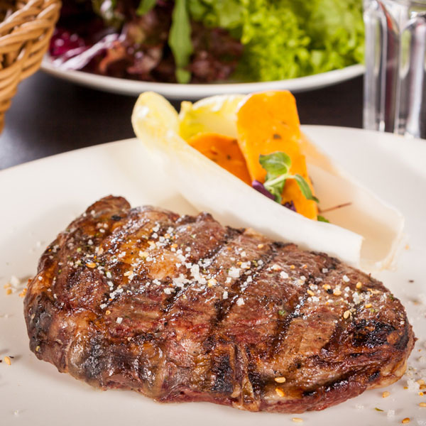Flat Iron Steak (approx 225g per steak)