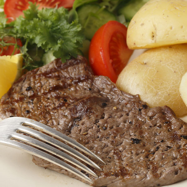 Minute Steak (250g approx per portion )