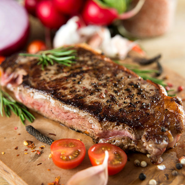Sirloin Steak (170g approx per steak)