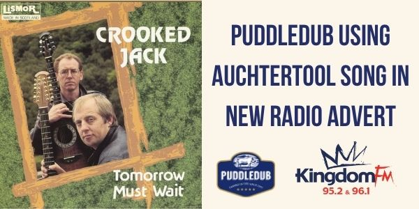 New Puddledub advert on Kingdom FM