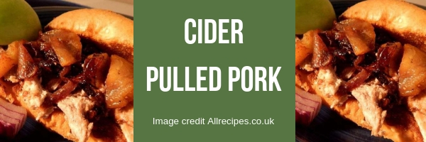 Pulled Pork with cider recipe