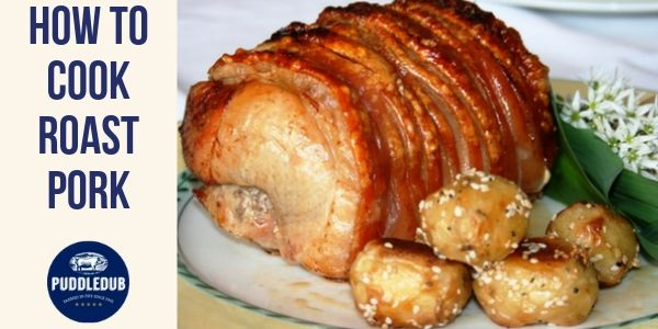 How to Roast Pork with crackling