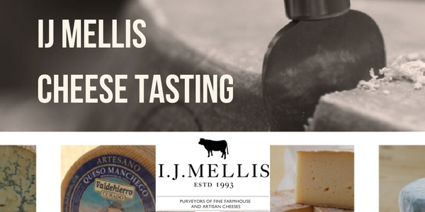 IJ Mellis cheese selection