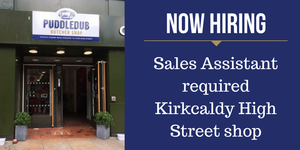 New Sales Assistant required
