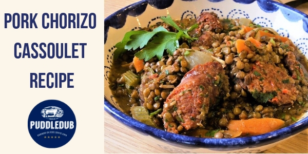 Easy Pork Chorizo Cassoulet Recipe