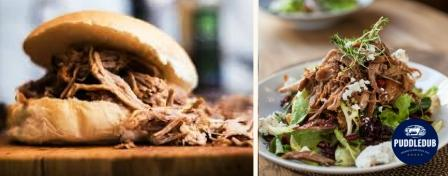 Pulled Pork Serving suggestions