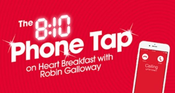 Robin Galloway's #810phonetap