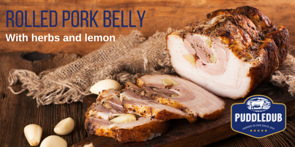 Roast Pork Belly Recipe