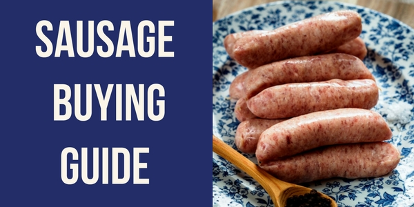 What to look for when buying sausages