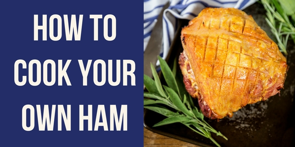 How to cook and prepare your own gammon and ham