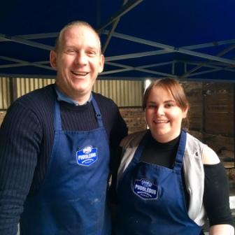 Puddledub Hog Roast Team