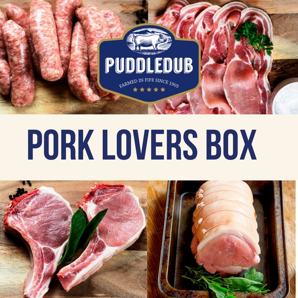 Pork Lovers Meat Box