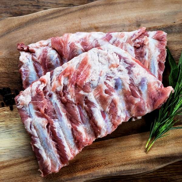 Spare ribs - rack of