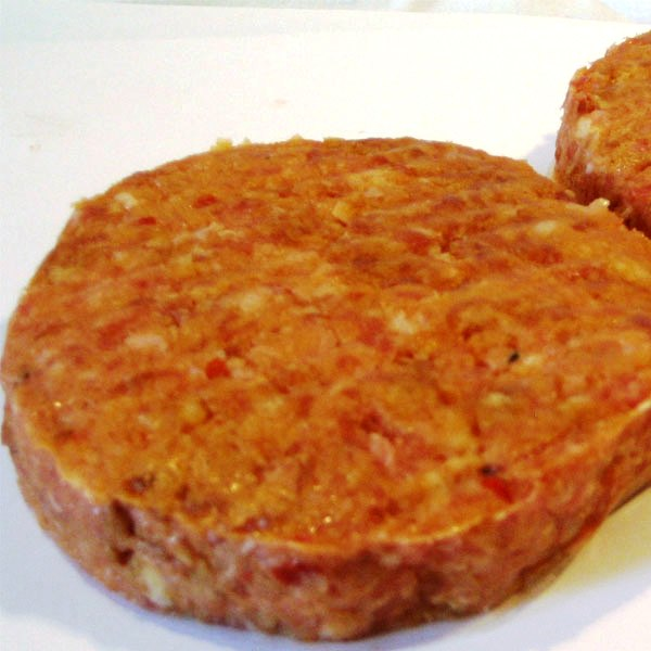 Hot Chilli Pork burgers (pack of 2)