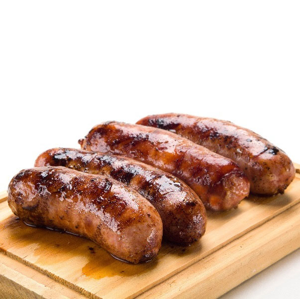 Just a Plain Pork Sausage (Gluten Free)