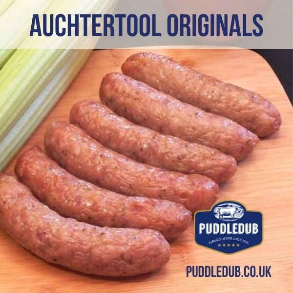 Auchtertool Original Sausages