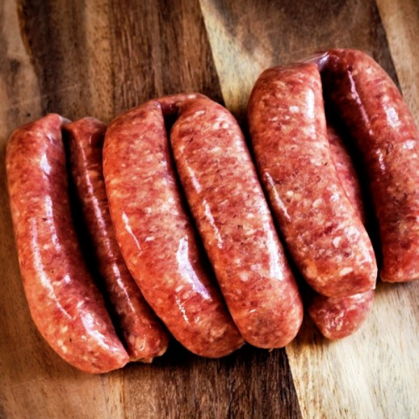 Steak  Sausages
