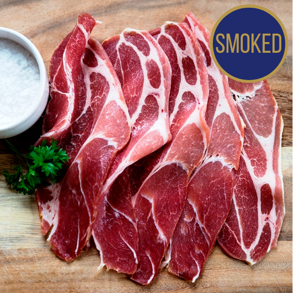 Shoulder Bacon Smoked 200g