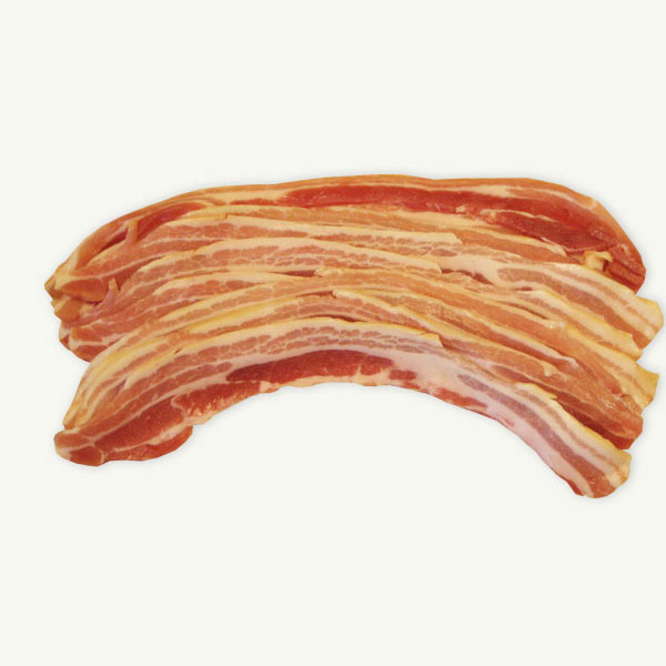 Streaky Bacon - Oak-Smoked 5 x 200g packs